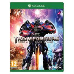 Transformers: Rise of the Dark Spark (Hra XboxOne)