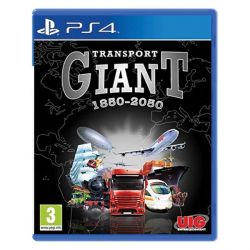 Transport Giant (Hra PS4)