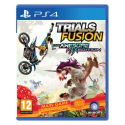 Trials Fusion (The Awesome Max Edition) (Hra PS4)