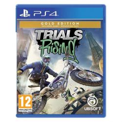 Trials Rising (Gold Edition) (Hra PS4)