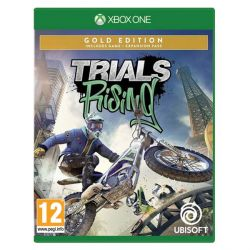 Trials Rising (Gold Edition) (Hra XboxOne)
