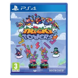 Tricky Towers (Hra PS4)