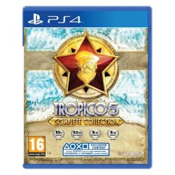 Tropico 5 (Complete Collection) (Hra PS4)