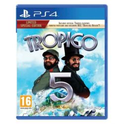 Tropico 5 (Limited Special Edition) (Hra PS4)