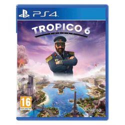 Tropico 6 (Hra PS4)