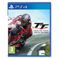 TT Isle of Man: Ride on the Edge (Hra PS4)