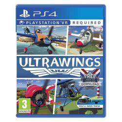 Ultrawings (Hra PS4)