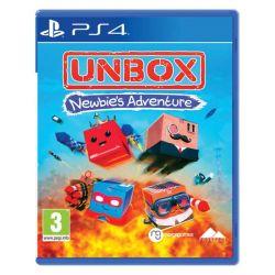 Unbox: Newbie's Adventure (Hra PS4)