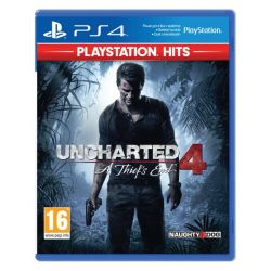 Uncharted 4: A Thief's End CZ (Hra PS4)