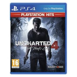 Uncharted 4: A Thief's End (Hra PS4)