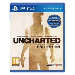 Uncharted: The Nathan Drake Collection CZ (Hra PS4)