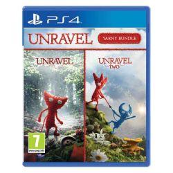 Unravel (Yarny Bundle) (Hra PS4)