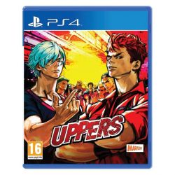Uppers (Hra PS4)