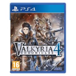 Valkyria Chronicles 4 (Hra PS4)