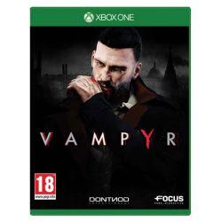 Vampyr (Hra XboxOne)