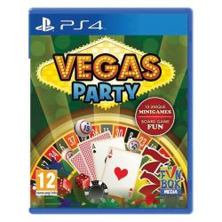 Vegas Party (Hra PS4)