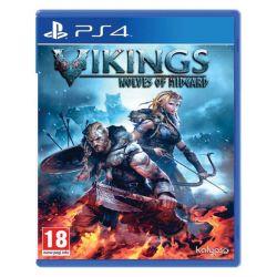 Vikings: Wolves of Midgard (Hra PS4)