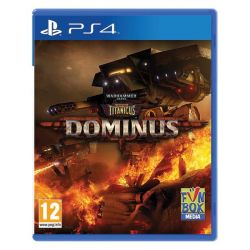 Warhammer 40,000: Adeptus Titanicus Dominus (Hra PS4)