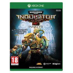 Warhammer 40,000 Inquisitor: Martyr (Hra XboxOne)