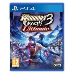 Warriors Orochi 3: Ultimate (Hra PS4)