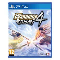 Warriors Orochi 4 (Hra PS4)