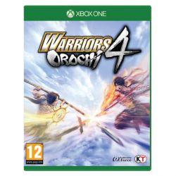 Warriors Orochi 4 (Hra XboxOne)