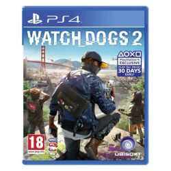 Watch_Dogs 2 CZ (Hra PS4)