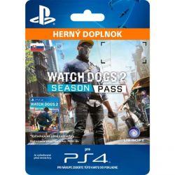 Watch_Dogs 2 CZ (SK Season Pass) (Hra PS4)