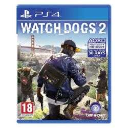 Watch_Dogs 2 (Hra PS4)