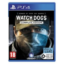 Watch_Dogs (Complete Edition) (Hra PS4)
