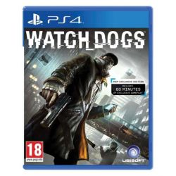 Watch_Dogs (Hra PS4)
