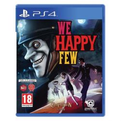 We Happy Few (Hra PS4)
