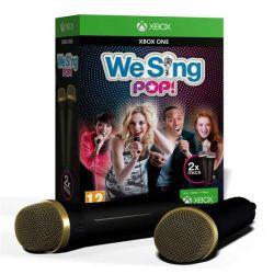 We Sing Pop! (Microphone Bundle) (Hra XboxOne)