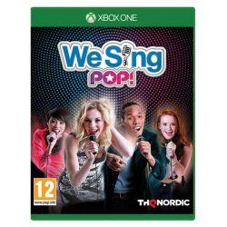 We Sing Pop! (Hra XboxOne)