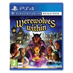 Werewolves Within (Hra PS4)