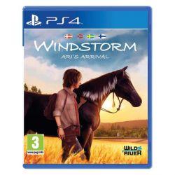 Windstorm: Ari's Arrival (Hra PS4)