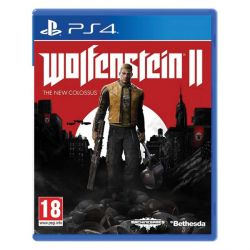 Wolfenstein 2: The New Colossus (Hra PS4)