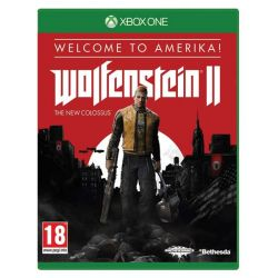 Wolfenstein 2: The New Colossus (Welcome to Amerika Edition) (Hra XboxOne)
