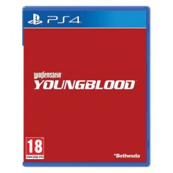 Wolfenstein: Youngblood (Hra PS4)