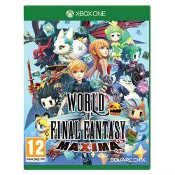 World of Final Fantasy Maxima (Hra XboxOne)