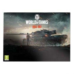 World of Tanks: Roll Out (Collector's Edition) (Hra PS4)