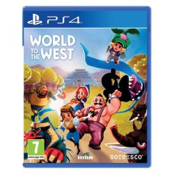 World to the West (Hra PS4)
