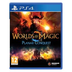 Worlds of Magic Planar Conquest (Hra PS4)
