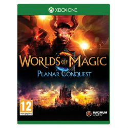 Worlds of Magic Planar Conquest (Hra XboxOne)