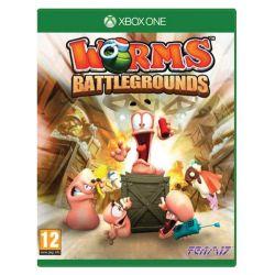 Worms Battlegrounds (Hra XboxOne)