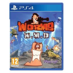 Worms W.M.D (Hra PS4)