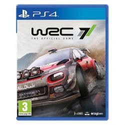 WRC 7: The Official Game (Hra PS4)