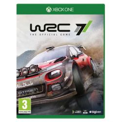 WRC 7: The Official Game (Hra XboxOne)
