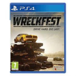 Wreckfest (Hra PS4)