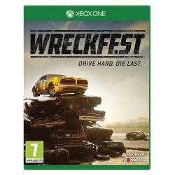 Wreckfest (Hra XboxOne)